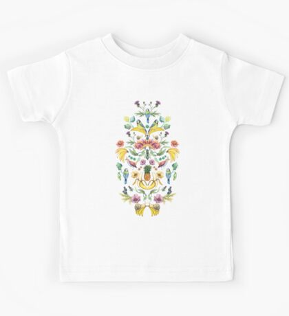 Jugend Goes Bananas! Kids Tee