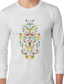 Jugend Goes Bananas! Long Sleeve T-Shirt
