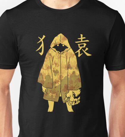 Monogatari - Suruga Monkey (stained) Unisex T-Shirt