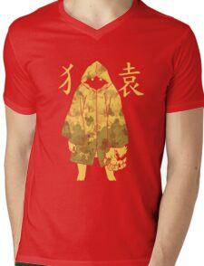 Monogatari - Suruga Monkey (stained) Mens V-Neck T-Shirt