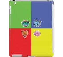Pokemon Forever blue'n'red iPad Case/Skin
