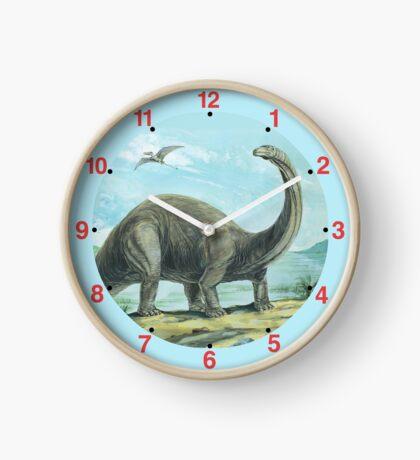 Brontosaurus Clock
