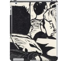 Out of the Crowd iPad Case/Skin