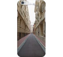 Along the Straight and Narrow iPhone Case/Skin