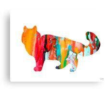 Cat 6 Canvas Print