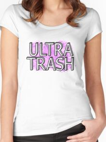 Ultra Trash Women's Fitted Scoop T-Shirt