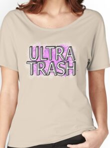 Ultra Trash Women's Relaxed Fit T-Shirt