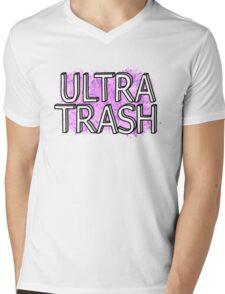 Ultra Trash Mens V-Neck T-Shirt
