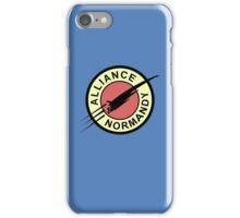 Alliance Normandy iPhone Case/Skin