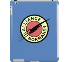 Alliance Normandy iPad Case/Skin