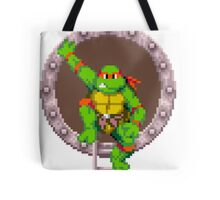 Raph hanging out Tote Bag