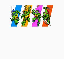 TMNT Turtles in Time Characters Unisex T-Shirt