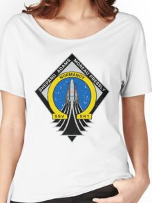 The Last Mission Women's Relaxed Fit T-Shirt