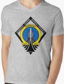 The Last Mission Mens V-Neck T-Shirt