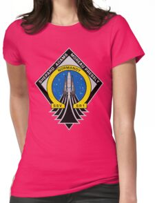 The Last Mission Womens Fitted T-Shirt