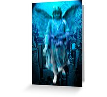 Angel 11 Greeting Card