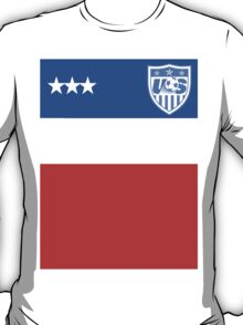 US Soccer World Cup Jersey T-Shirt
