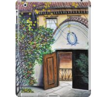 Plovdiv Old Town iPad Case/Skin
