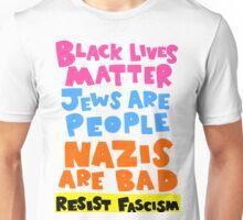 Resist Facism Unisex T-Shirt