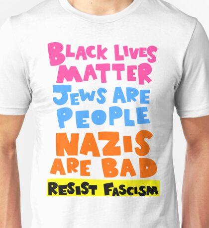 Resist Facism T-Shirt