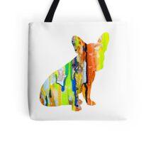 French Bulldog 8 Tote Bag