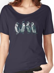 penguin party Women's Relaxed Fit T-Shirt