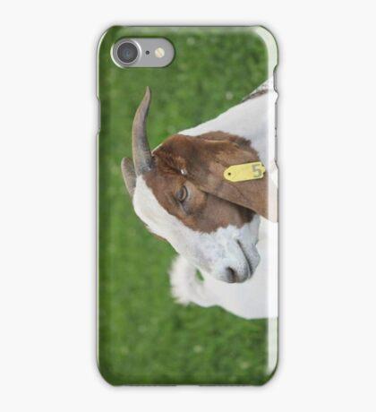 Boer Goat iPhone Case/Skin
