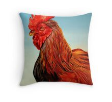 Big John Throw Pillow