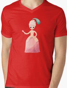 Let Them Eat Cake Mens V-Neck T-Shirt