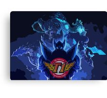 SK Telecom T1 K - WORLD CHAMPIONSHIP SKINS Canvas Print