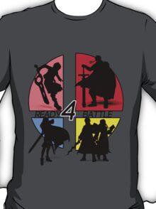 SWORDS READY 4 BATTLE T-Shirt