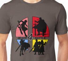 SWORDS READY 4 BATTLE Unisex T-Shirt
