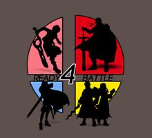 SWORDS READY 4 BATTLE Unisex T-Shirt