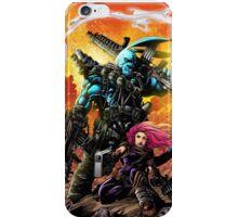 "Salty Roo ""Mutant Eradication"" iPhone Case/Skin"