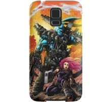 "Salty Roo ""Mutant Eradication"" Samsung Galaxy Case/Skin"