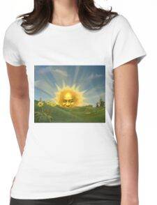Ainsley Harriott - Rise and Shine Womens Fitted T-Shirt
