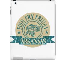 ARKANSAS FISH FRY iPad Case/Skin