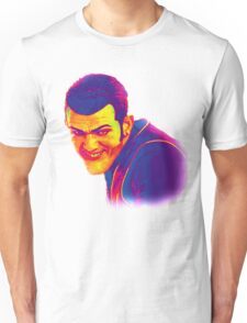 Robbie Rotten's vaping experience  Unisex T-Shirt