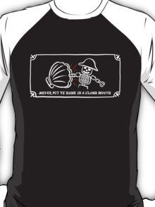 Metal Beard's Rule 4a T-Shirt