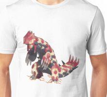 Only Primal Groudon (Pokemon Omega Ruby)  Unisex T-Shirt