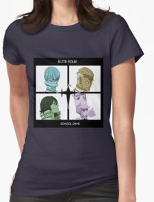 KILL LA GORILLAZ Womens Fitted T-Shirt