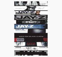 Jay-Z albums by stoopkidswork