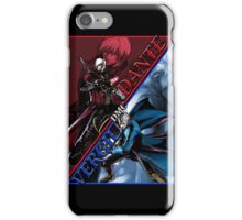 DMC TWINS iPhone Case/Skin