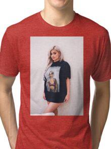 Kylie Jenner Wall Tri-blend T-Shirt