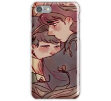 Greg and Wirt iPhone Case/Skin