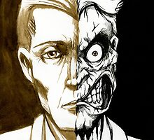 Two-Face by jarofcomics