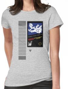 Nes Cartridge: Pokemon Alpha Sapphire Womens Fitted T-Shirt