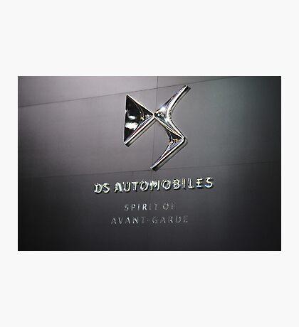 DS Automobiles Photographic Print