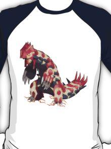 Only Primal Groudon (Pokemon Omega Ruby) T-Shirt