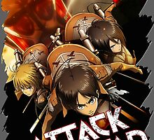 ATTACK ON TITAN by Team-AGP2014
